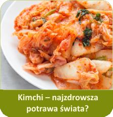 Kimchi – najzdrowsza potrawa świata? wpis zdrowy blog