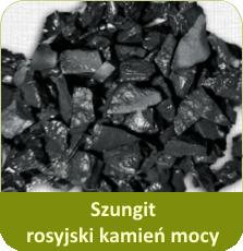 zdrowy blog wpis Szungit – rosyjski kamień mocy