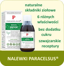 nalewki Paracelsus