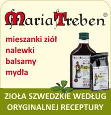 zioła szwedzkie maria treben