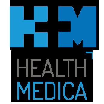 Health medica producent suplementów syropów i soków logo