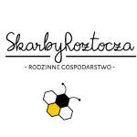 Producent skarby roztocza pasieka rodzinne gospodarstwo logo miody