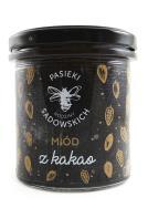 Pasieki Sadowskich Miód z kakao 450 g
